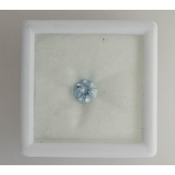 Colorado Aquamarine - Round Cut 1.72CT